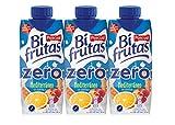 Bifrutas Mediterráneo Bebida Refrescante con Leche y Zumo de Frutas - 3 x 330 ml