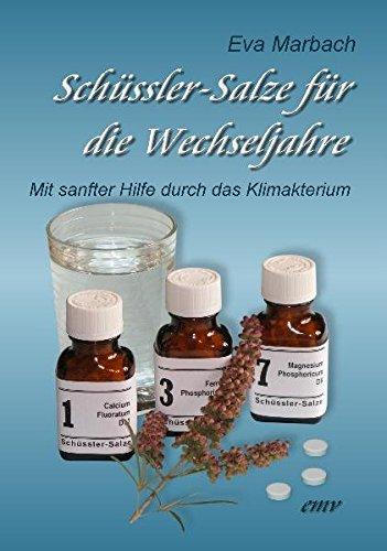Schüssler-Salze für die Wechseljahre: Mit sanfter Hilfe durch das Klimakterium