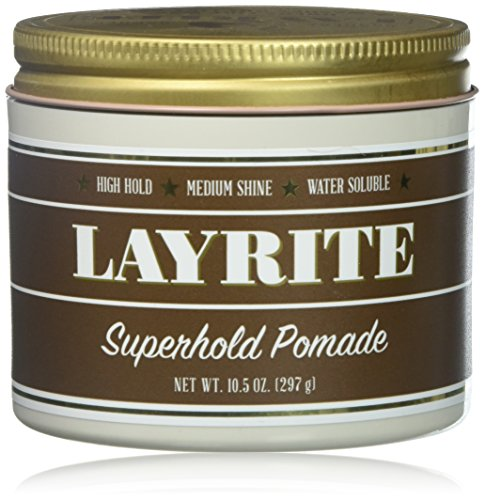 Layrite Superhold Pomade, 297 g
