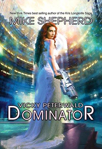 Dominator audiobook cover art