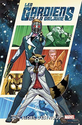 Les gardiens de la Galaxie T01
