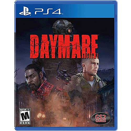 Daymare 1998 - PlayStation 4