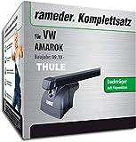 Rameder Komplettsatz, Dachträger SquareBar für VW AMAROK (116537-08636-1)