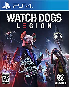 Watch Dogs Legion Standard Edition for PS4