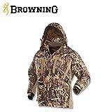 Chaqueta de caza Dirty Bird Browning, verde oscuro