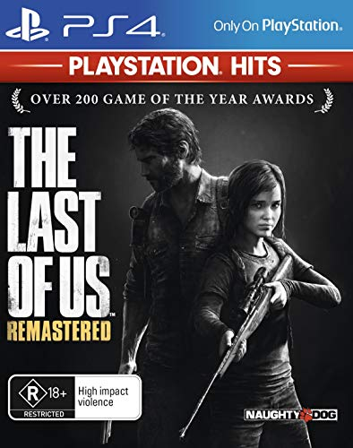 The Last of US Remastered Hits per PS4 - Lingua Italiana