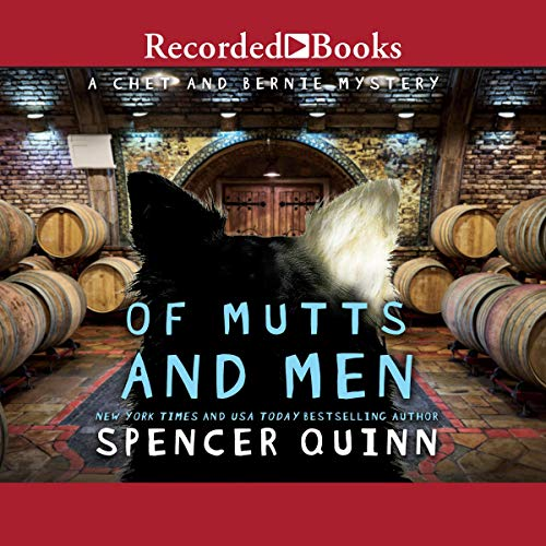 Of Mutts and Men audiobook cover art