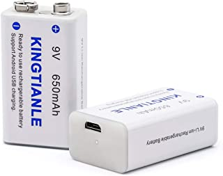 Best lithium ion polymer rechargeable battery Reviews
