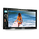 "XOMAX XM-2D6913 Autoradio con mirrorlink, vivavoce bluetooth, schermo touch screen 6,5"" pollici /..."