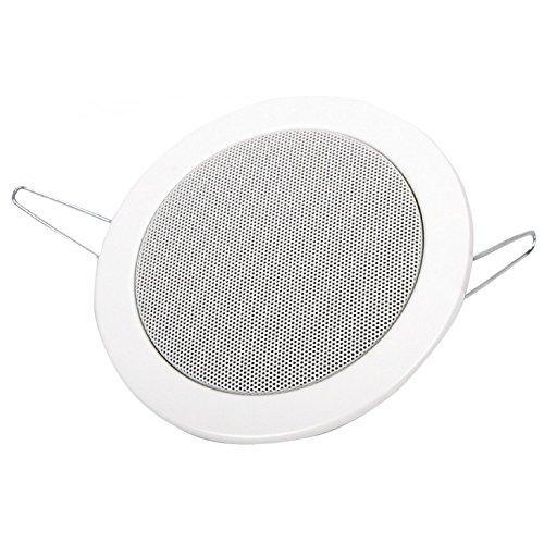 Visaton 50110 Lautsprecher DL 10 8 Ohm weiß