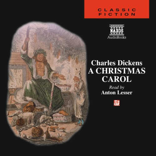A Christmas Carol [Naxos AudioBooks Version] cover art