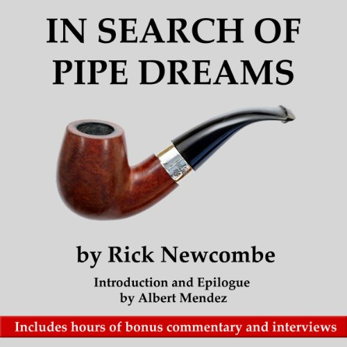 In Search of Pipe Dreams audiobook cover art