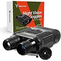 Visiocrest Night Vision Goggles with Digital Infrared System & 32GB Card