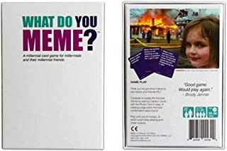 What Do You Meme Funny Cards Games Board Games