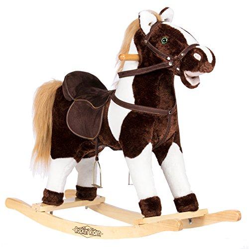 Rockin' Rider Tex Rocking Horse Toy