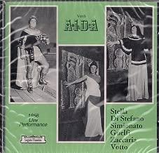 Verdi: Aida Milan 7 December 1956