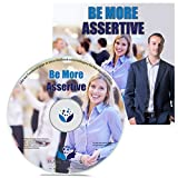 Be More Assertive Self Hypnosis CD / MP3 and APP (3 IN 1 PURCHASE!) - Stop Letting Other People Take Advantage of You - Improve Your Self Confidence & Get on the Path to Success