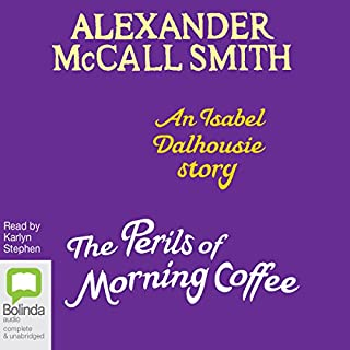The Perils of Morning Coffee cover art