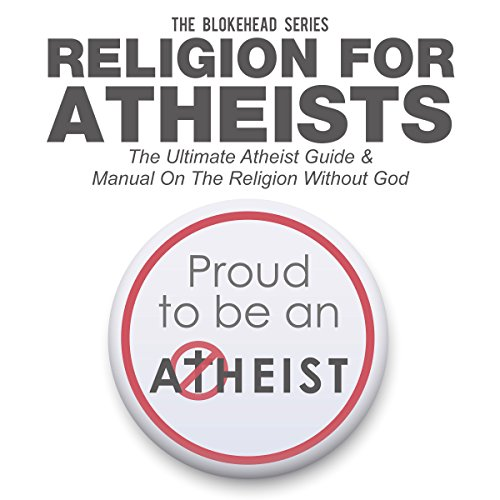 Religion for Atheists cover art