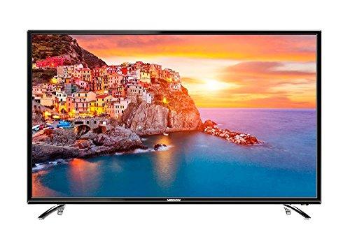 Medion P18077 163,9 cm (65 Zoll) Fernseher (Full HD, Triple Tuner, DVB-T2 HD, Mediaplayer)