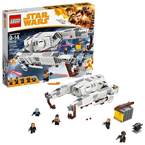 Vaisseau Impérial AT-Hauler LEGO Star Wars 75219 - 829 Pièces - 0