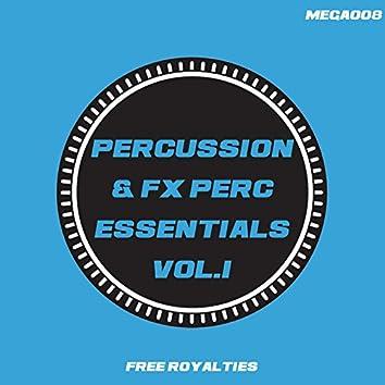 Percussion & FX Perc Essentials Vol.1