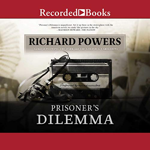 Prisoner's Dilemma audiobook cover art