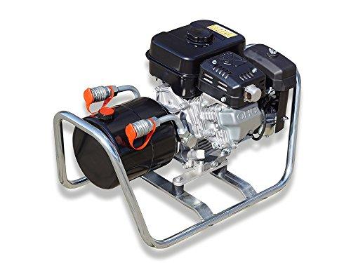 Joma Tech 102715 Hydraulikaggregat EHA 150, Original von EDER passend zum EDER Spaltgerät EHG 1
