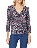 Springfield 5.G.CAM Bambula Print-C/17 Camiseta, Azul (Light_Blue 17), 42 (Tamaño del Fabricante: XL) para Mujer