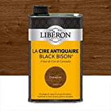 LIBERON 003984 Cera anticuario, Castaño, 0,5 L
