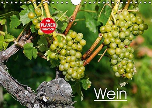 Wein (Wandkalender immerwährend DIN A4 quer): Farbige Fotografien rund um das Thema Wein. (Geburtstagskalender, 14 Seiten) (CALVENDO Lifestyle) [Kalender] [Oct 16, 2015] Jäger, Anette/Thomas