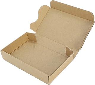 アースダンボール ダンボール 段ボール 小型 定形外郵便 規格内 発送 10枚 【134×82×24mm】【0321】