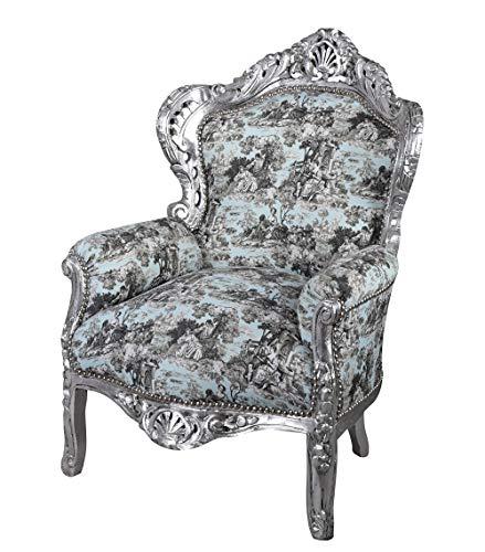 Baraocksessel Sessel im Barockstil cat588e62 Palazzo Exklusiv
