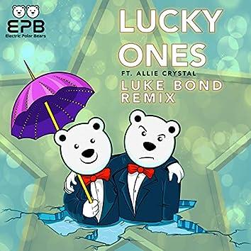 Lucky Ones - Luke Bond Remix