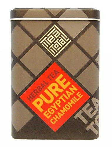 Tea Total Tea total ティートータル カモミールティー 45g入り缶 ニュージーランド産 ハーブティー フレーバーティー ノンカフェイン