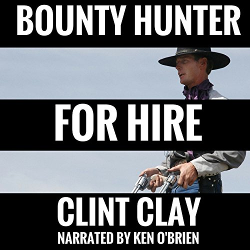 Bounty Hunter for Hire cover art