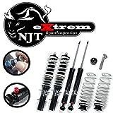 NJT eXtrem 751001 Kit Suspension combiné fileté, Qualité Allemande