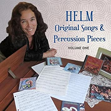 Original Songs and Percussion Pieces, Vol. 1