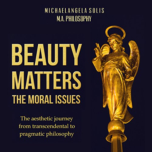 Beauty Matters audiobook cover art