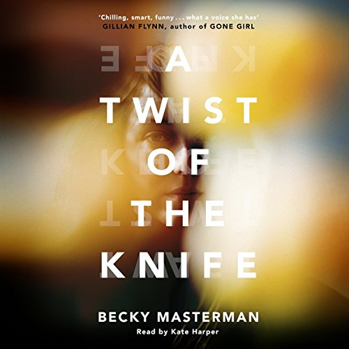 A Twist of the Knife                   By:                                                                                                                                 Becky Masterman                               Narrated by:                                                                                                                                 Kate Harper                      Length: 11 hrs and 30 mins     Not rated yet     Overall 0.0