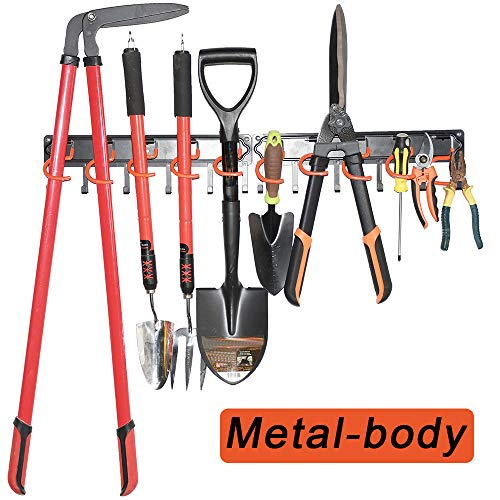 Garden Tool Organizer,All metal ...