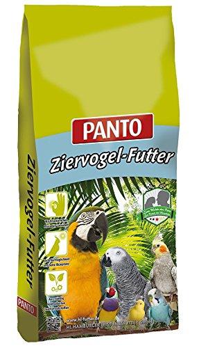 Panto spezial Exotenfutter + Pluramin 25 kg