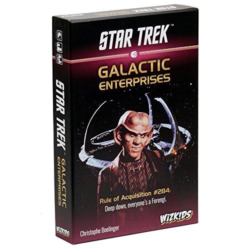 WizKids Star Trek: Galactic Enterprise