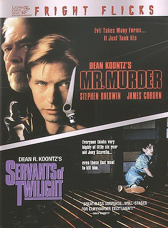 Dean Koontz's Mr. Murder / Dean Koontz's Servants of twilight