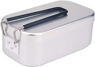 飯盒 サバイバルキット ハンゴウ クッカー バーべキュー 調理器具キャンプ用品