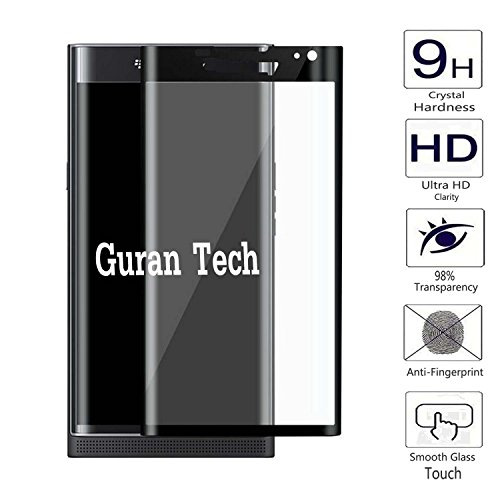 Guran 3D Full Coverage Farbe Displayschutz Glasfolie für BlackBerry Priv Smartphone Screen Bildschirm Hartglas Schutzfolie Film