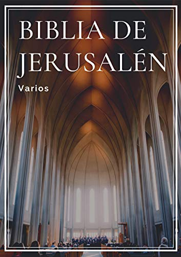 Biblia De Jerusalén (Spanish Edition)