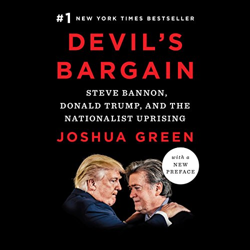 Devil's Bargain audiobook cover art