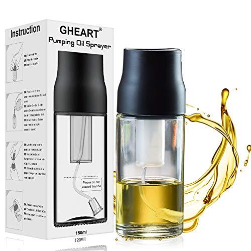 GHEART -  Ölsprüher Flasche