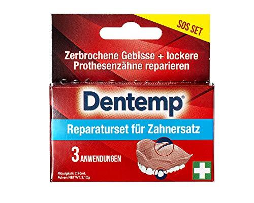 Dentemp - Reparatur Zahnersatz